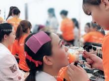 广州化妆培训班_国际彩妆造型师全科班