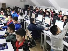 银川少儿计算机编程培训班_学习内容_机构排名